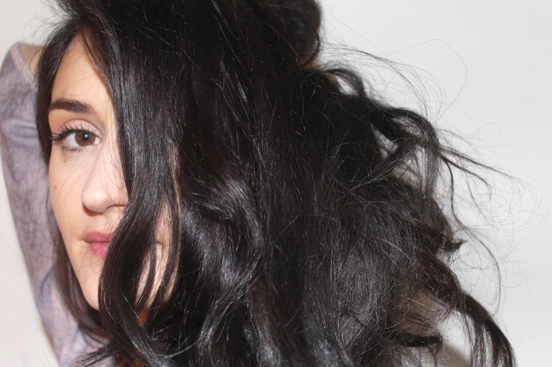 texture de cheveux épaix