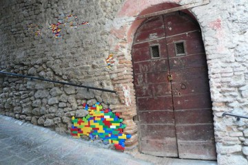 brique de legos du projet de jan vormann
