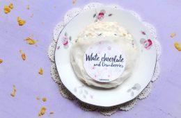 rose des sables au chocolat blanc