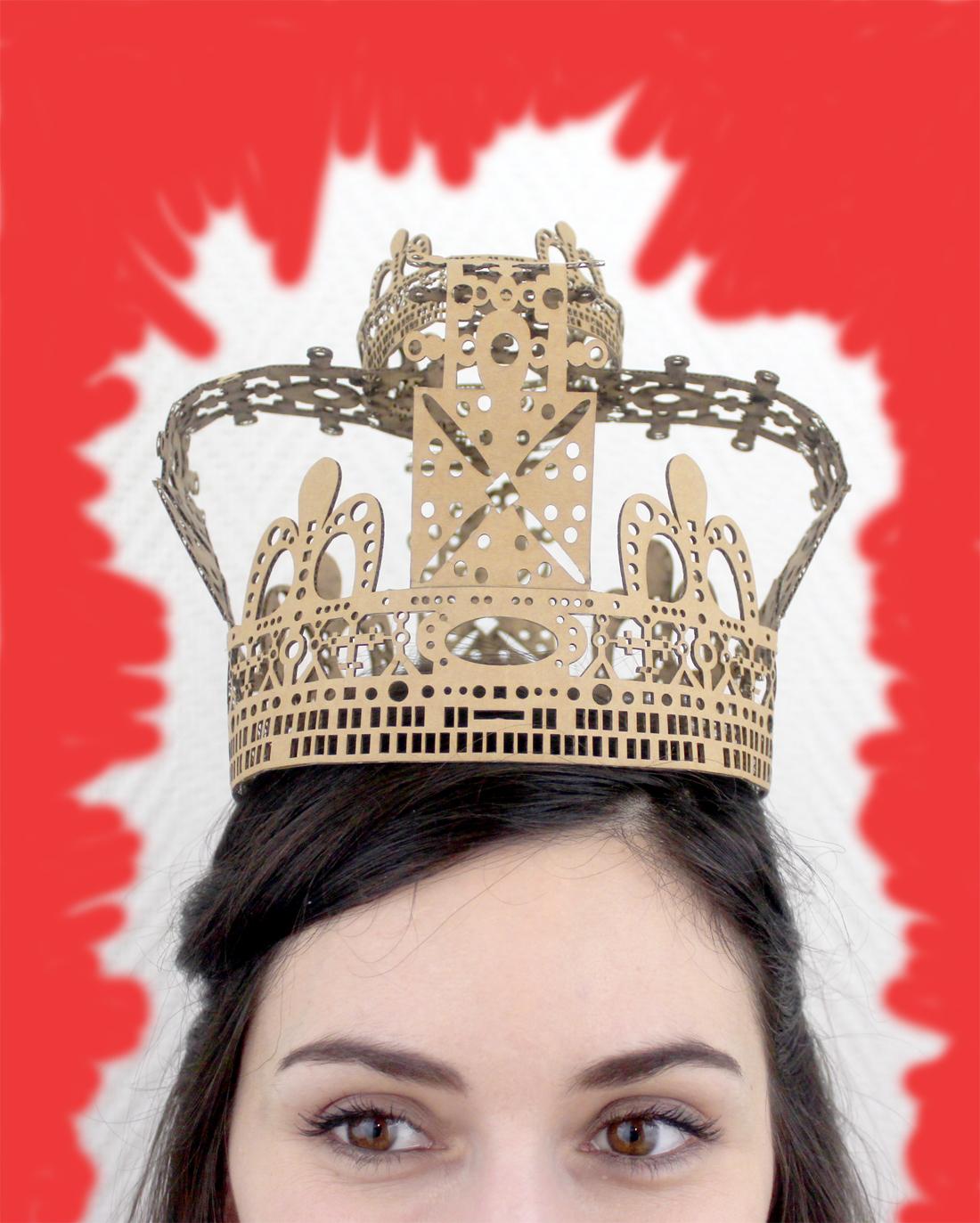 la reine de la frangipane